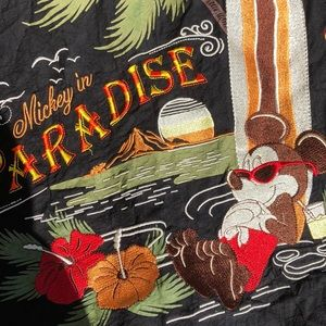 Disney parks Hawaii shirt Mickey Mouse 2X